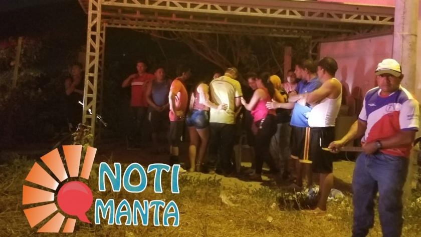 INCENDIO CONSUMIÓ VIVIENDA EN SAN JUAN DE MANTA